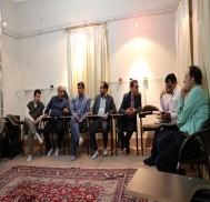 افطاری اساتید- رمضان97